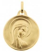 Médaille de baptême en or, …