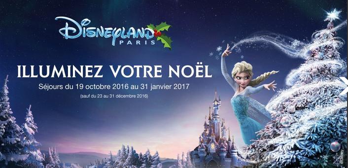 Disneyland Paris avec Voyage Privé