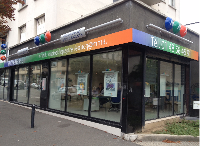 Pour vos besoins en assurances ou épargne, n'hésitez pas à vous tourner vers votre agence MMA à Montreuil