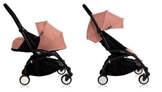 Avez-vous pensé à la poussette BabyZen pour bébé?